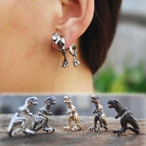 Jewelry - T Rex Dinosaur Earrings Ear Stud